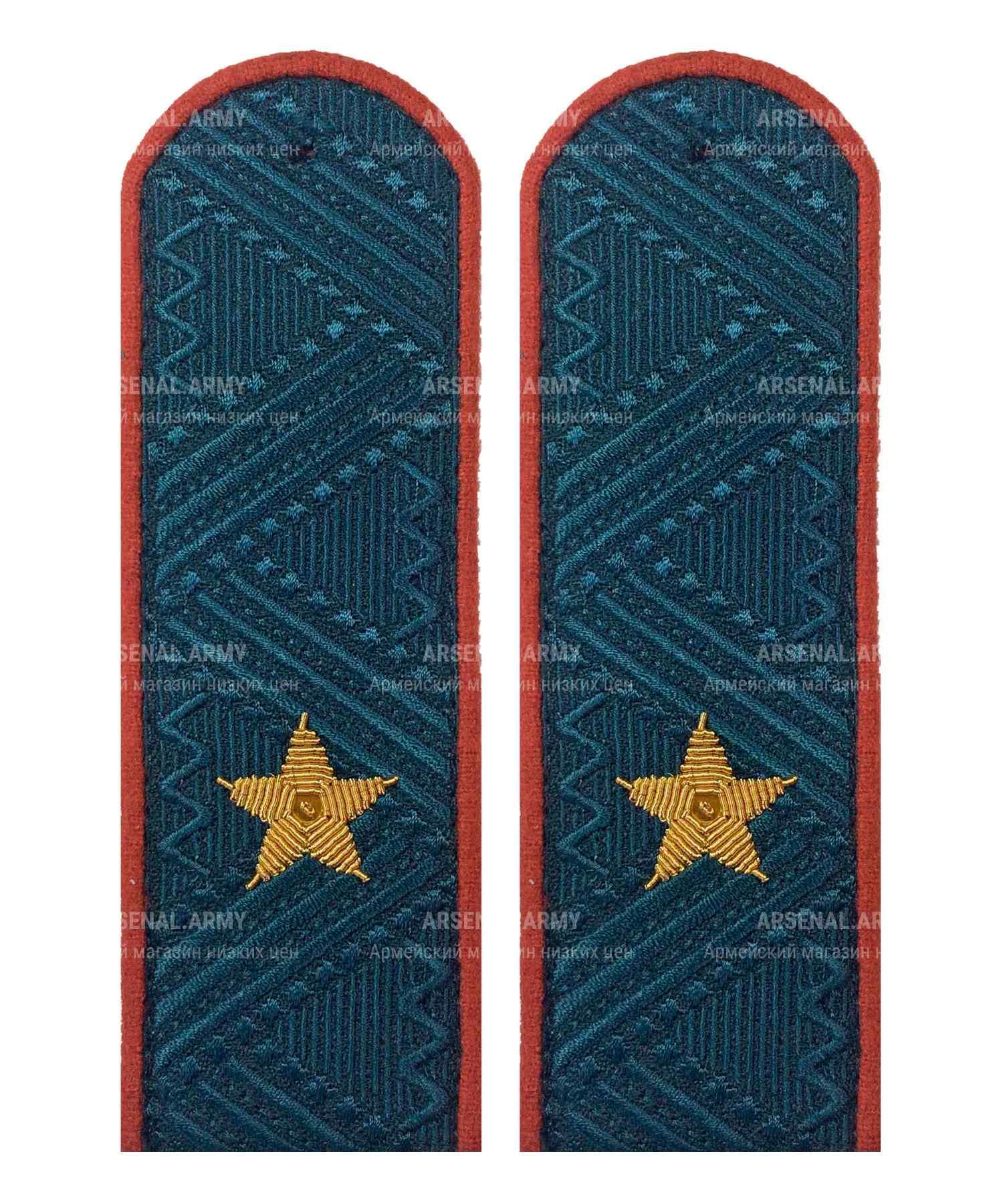 Погоны МЧС генерал-майор