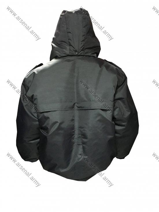 Куртка зимняя ППС короткая оксфорд старого образца