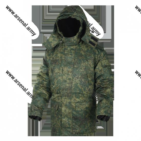 Куртка зимняя пиксель уставная ВВ