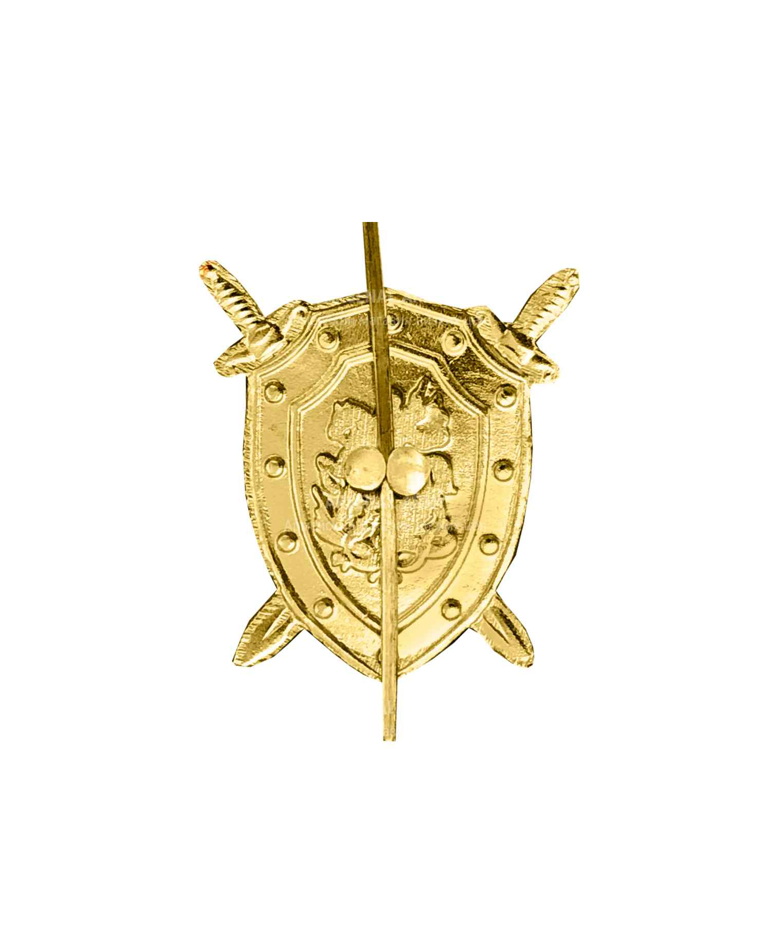 Эмблема металлическая следственный комитет