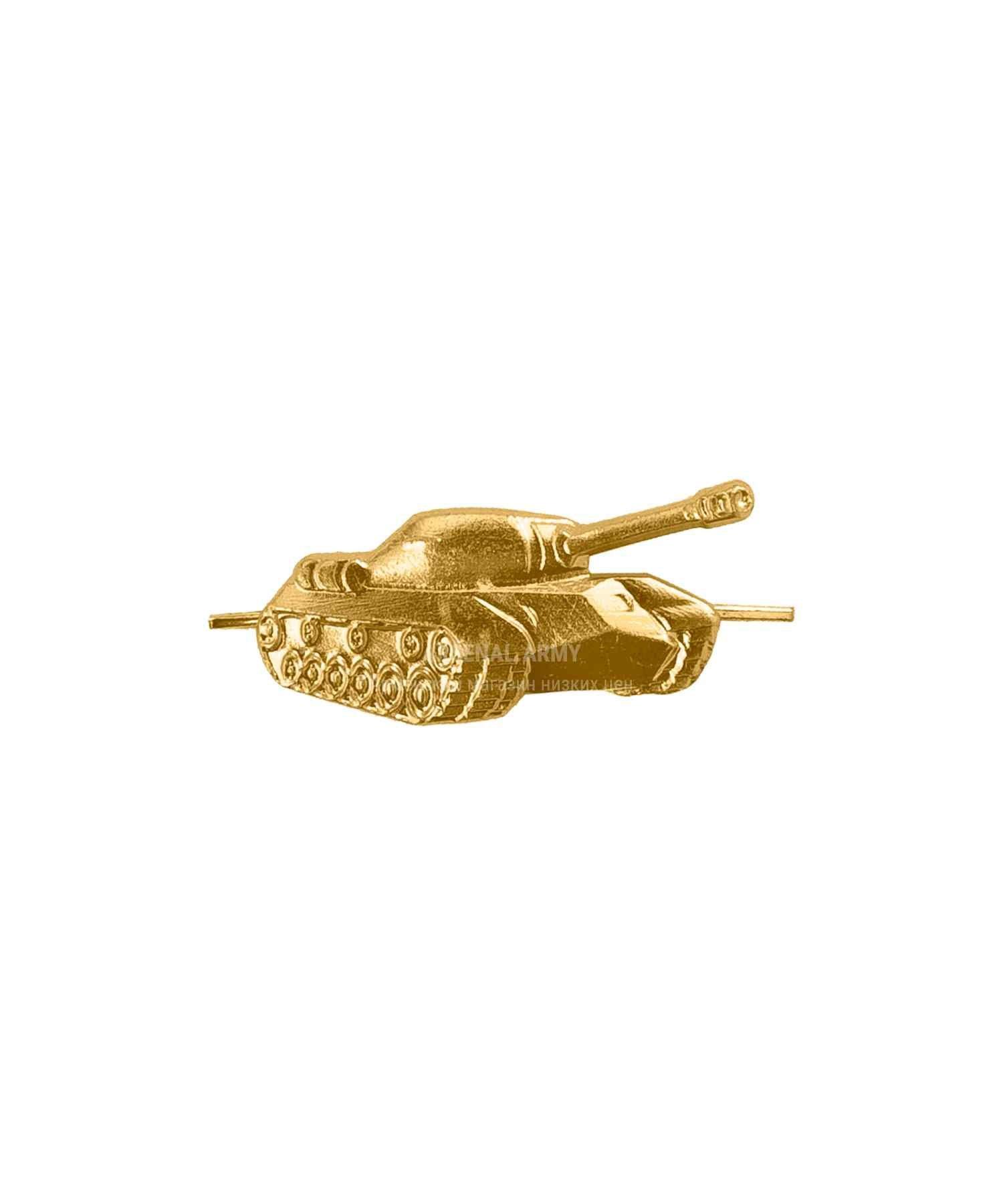 Эмблема танковые войска (правая)