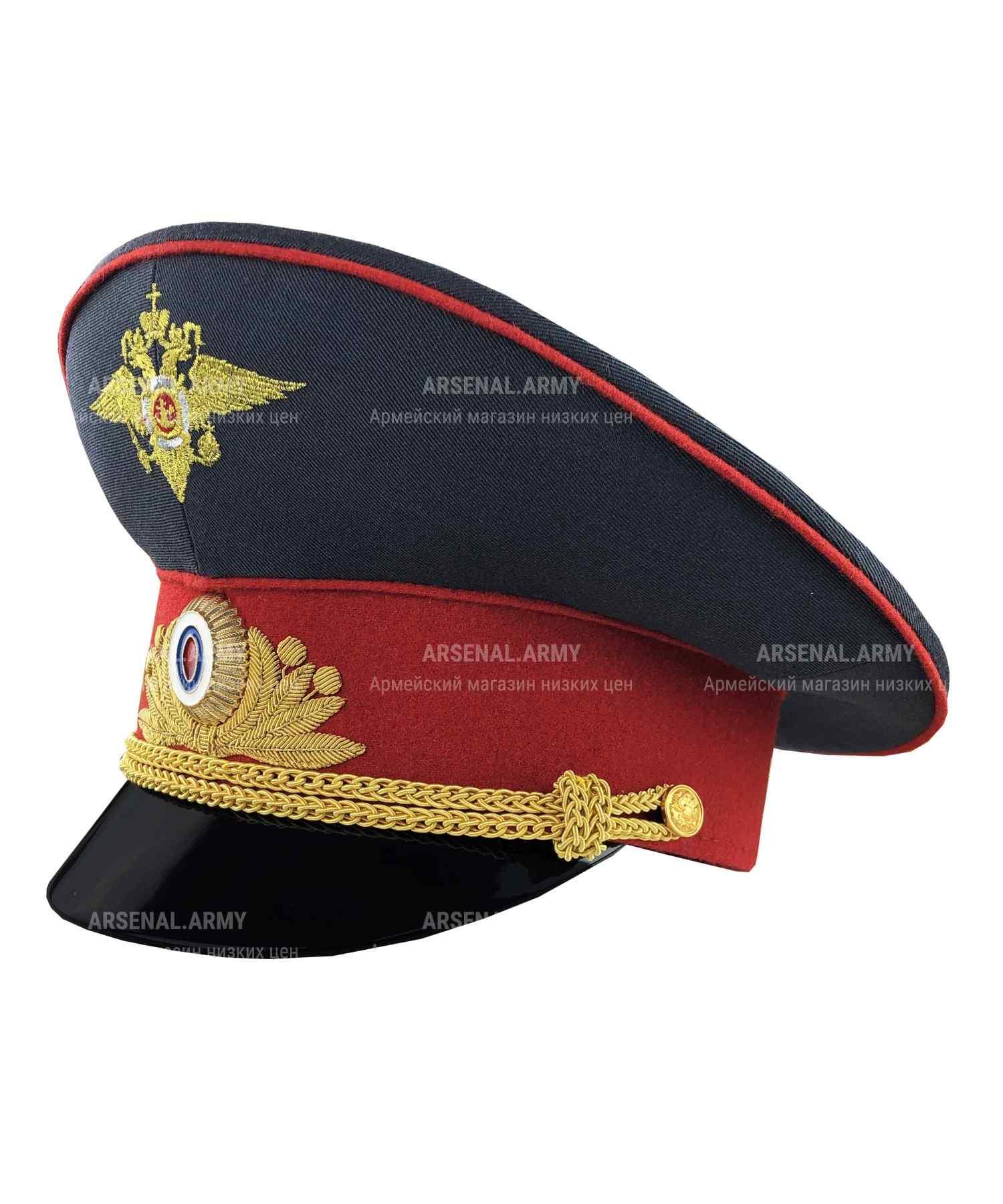 Фуражка МВД генеральская старого образца
