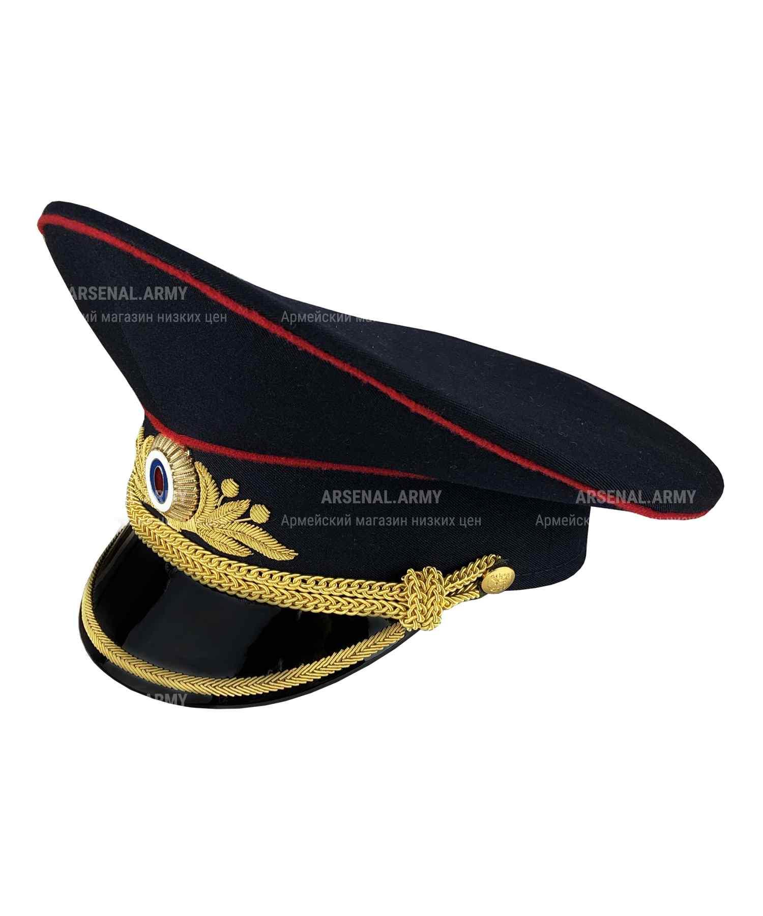 Фуражка полиции генеральская