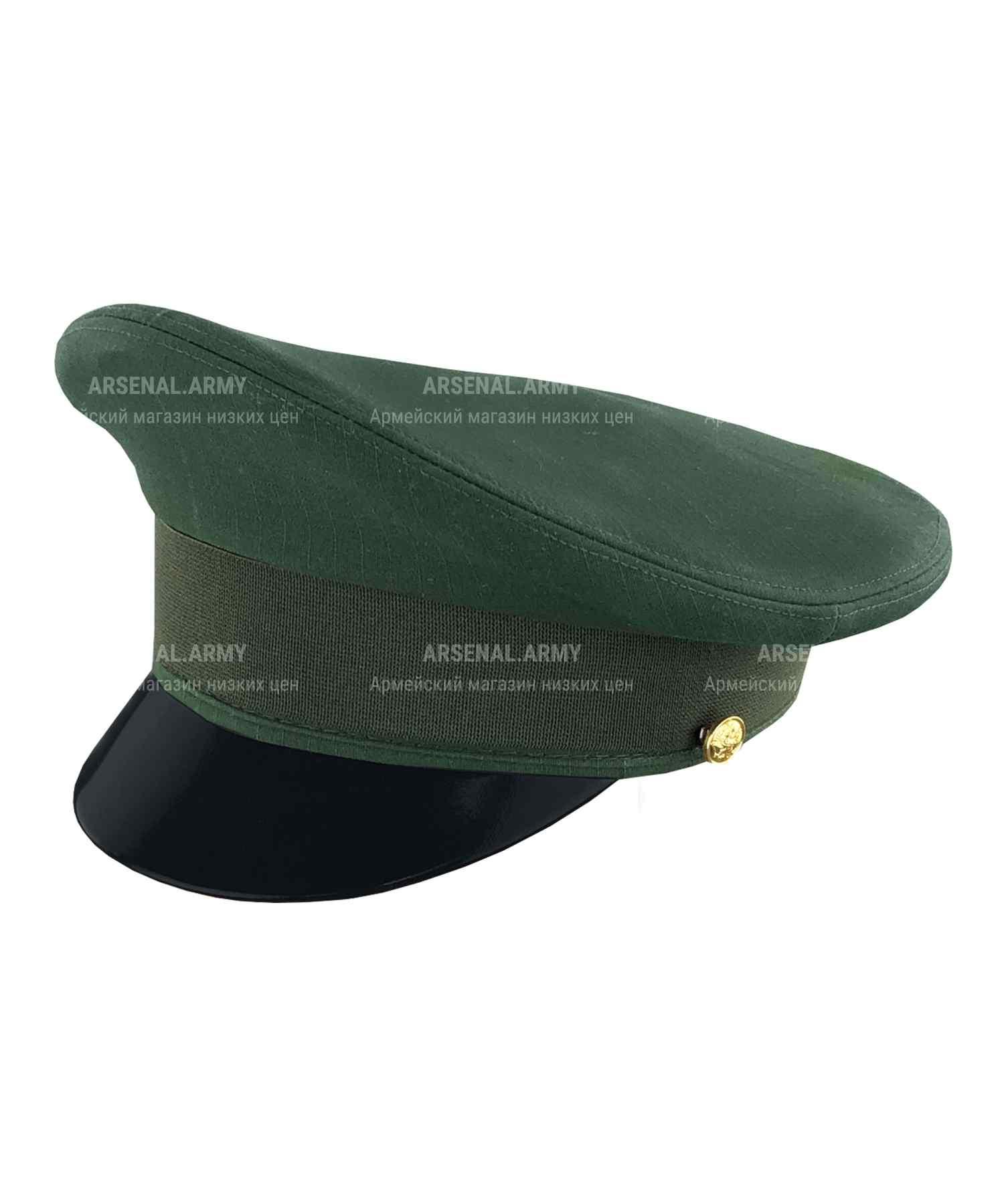 Фуражка офицерская штабная