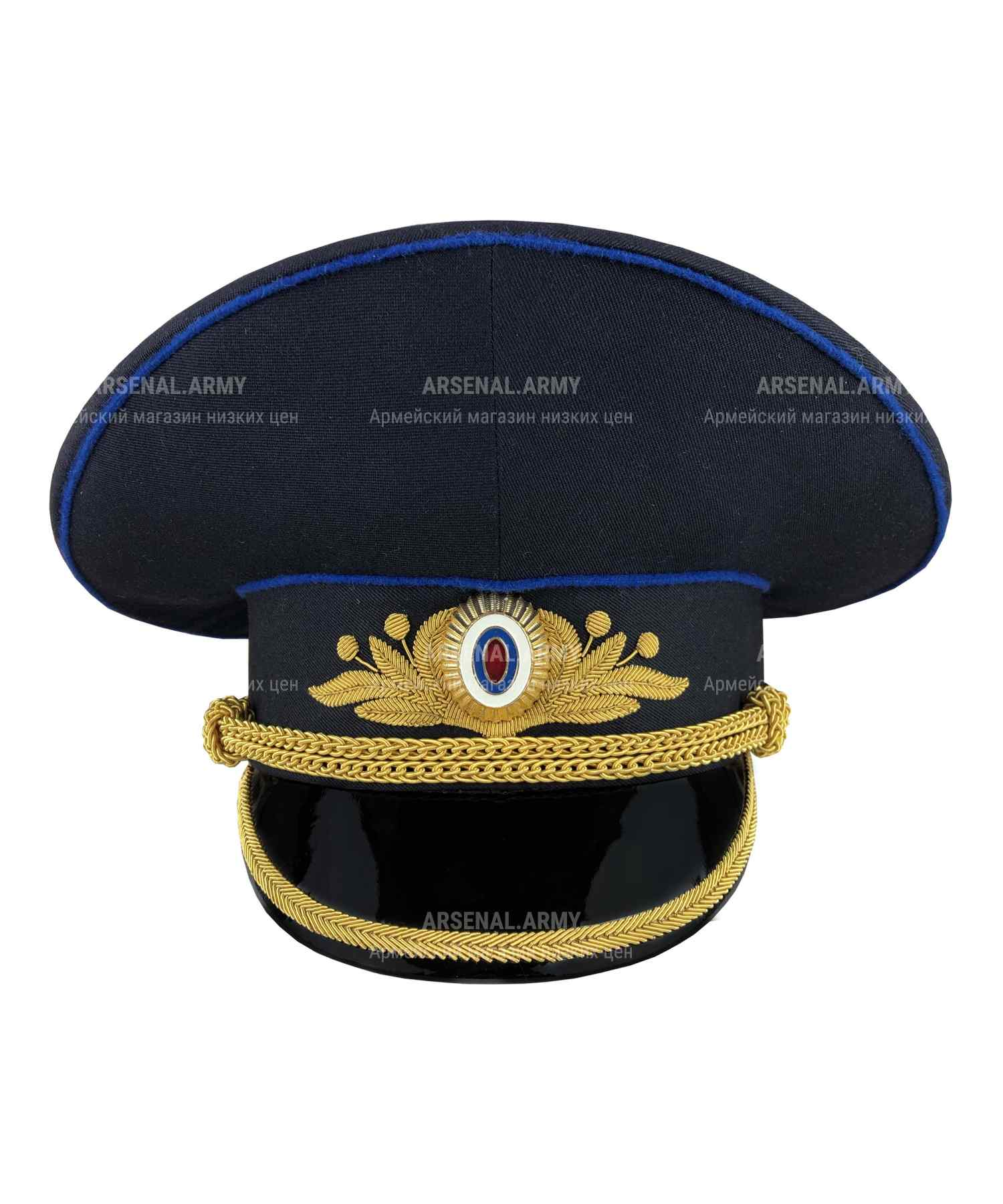 Фуражка юстиции генеральская