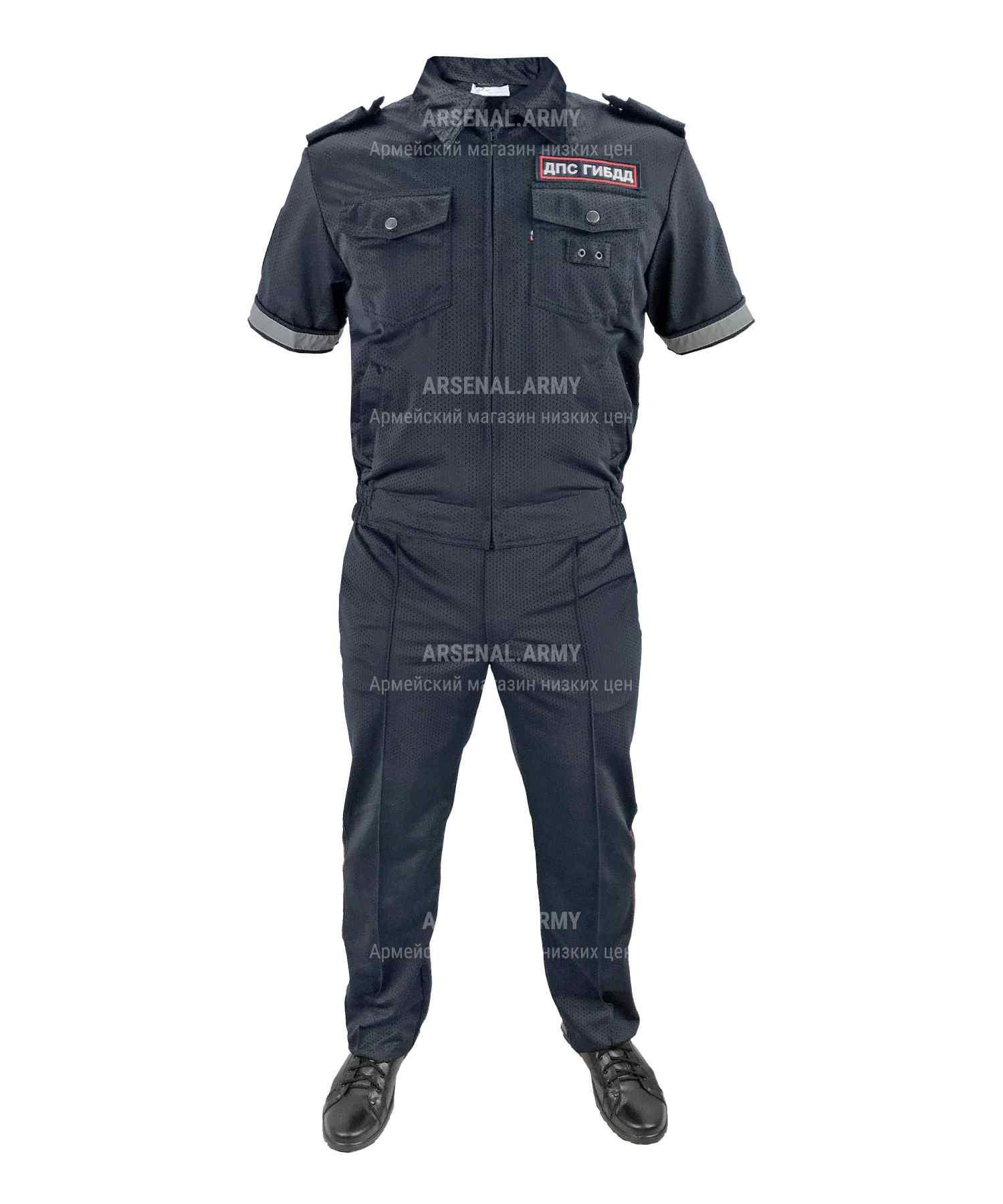 Костюм ДПС сетка полиции
