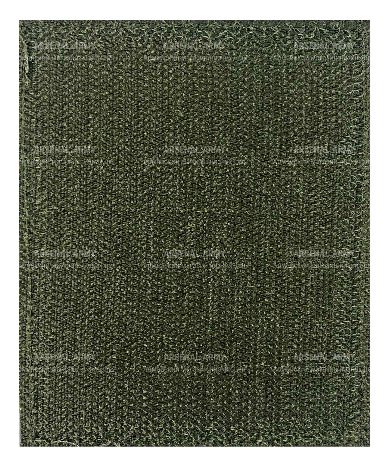 Шеврон вышитый спецназ ВС зеленый на липе
