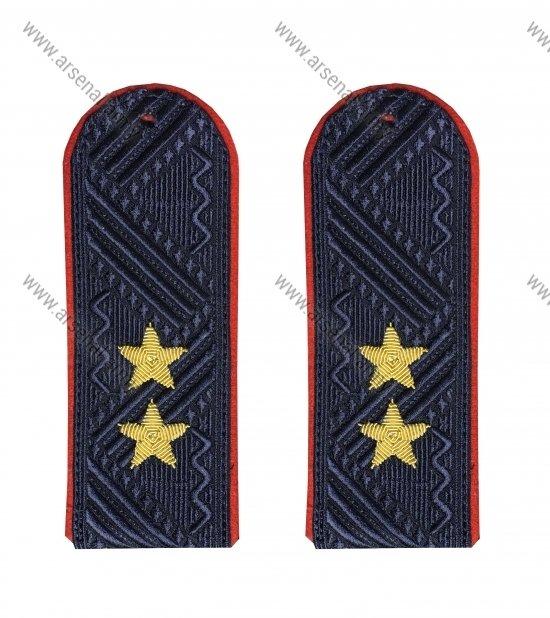 Погоны полиции Генерал-лейтенант на китель