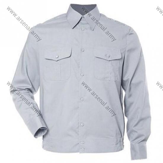 Рубашка мужская ФСИН длинный рукав