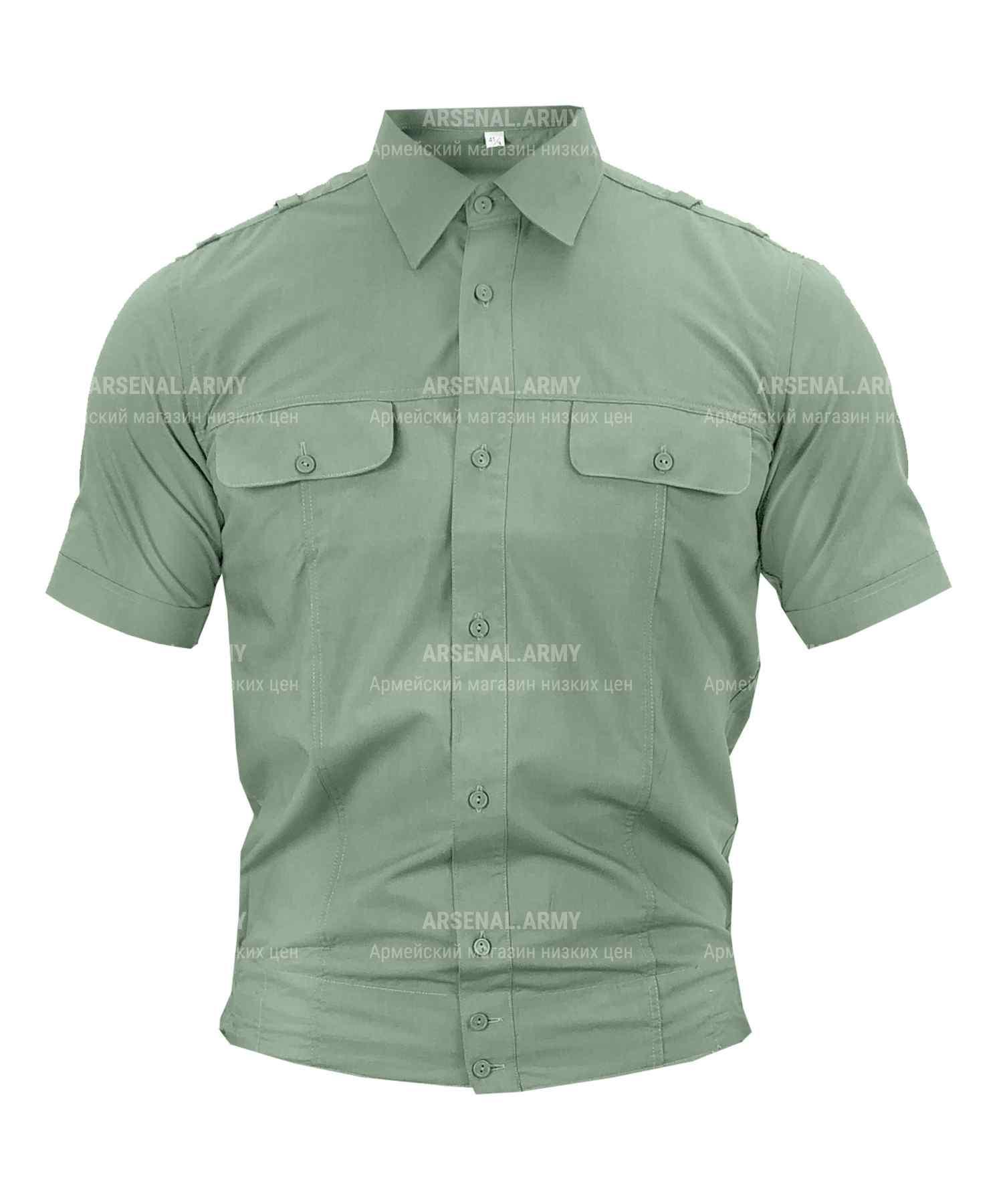 Рубашка короткий рукав ВС