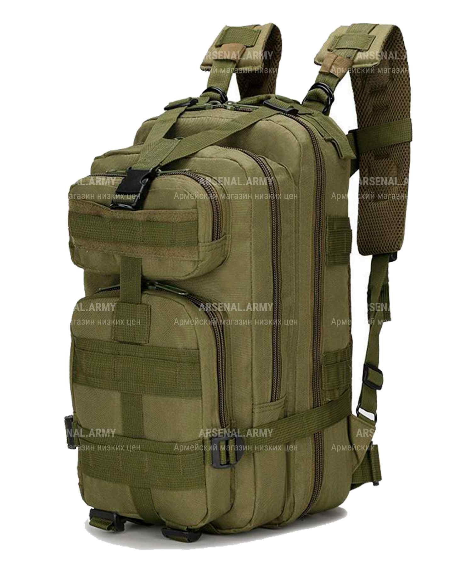 Рюкзак оливковый 5025