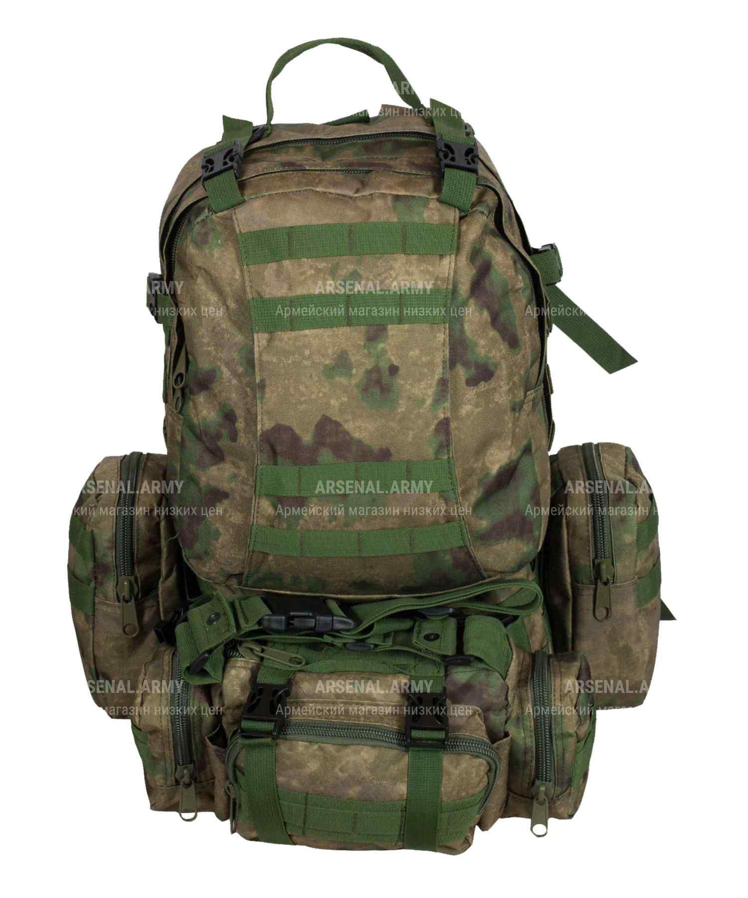 Рюкзак тактический B016 мох