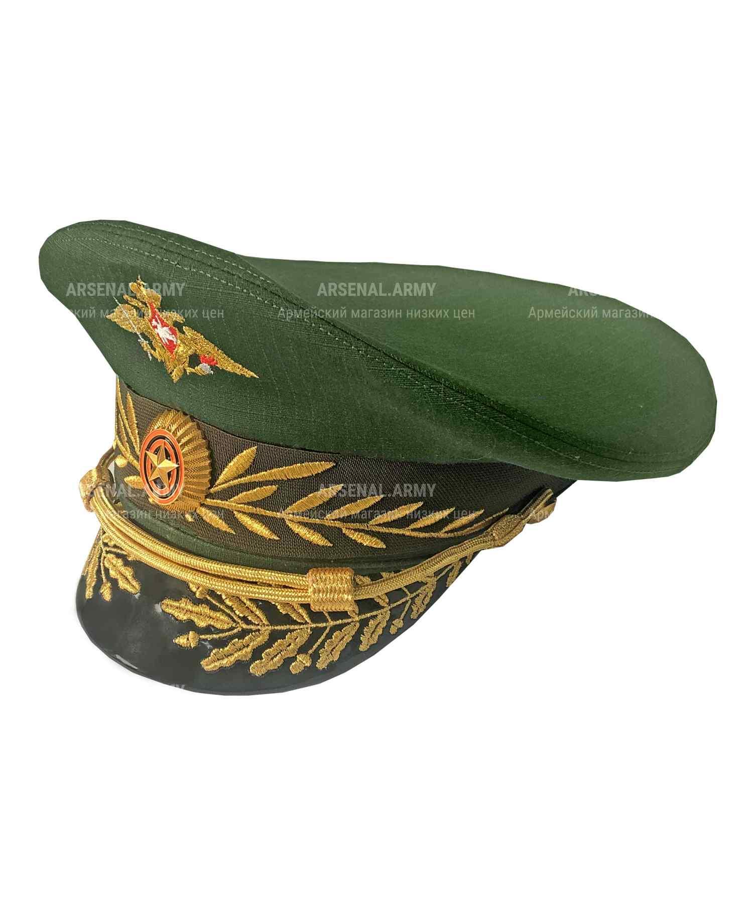 Фуражка штабная генеральская