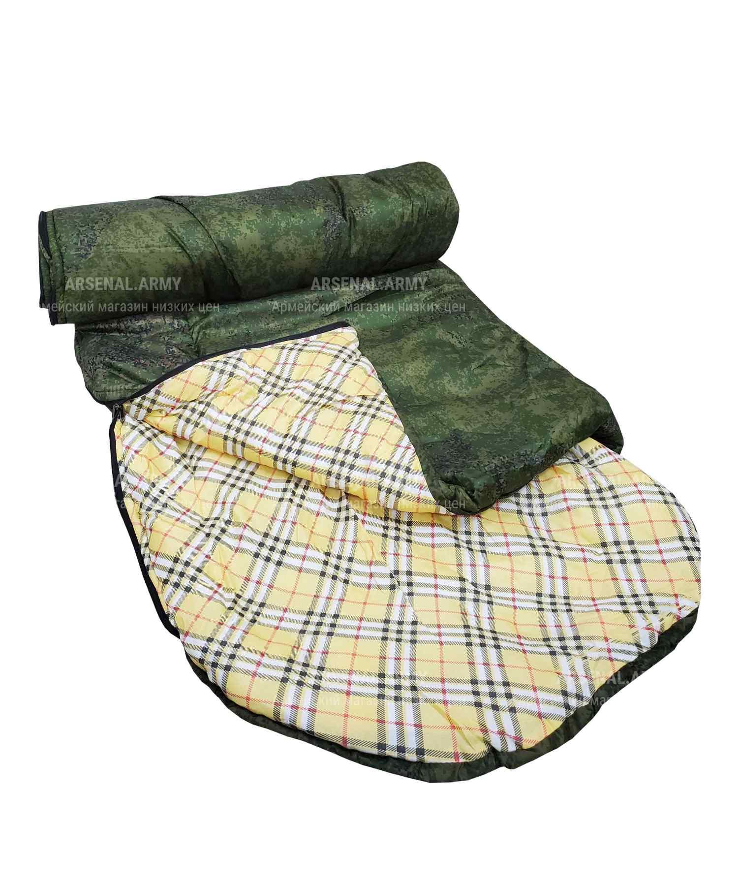 Спальный мешок Спецназ