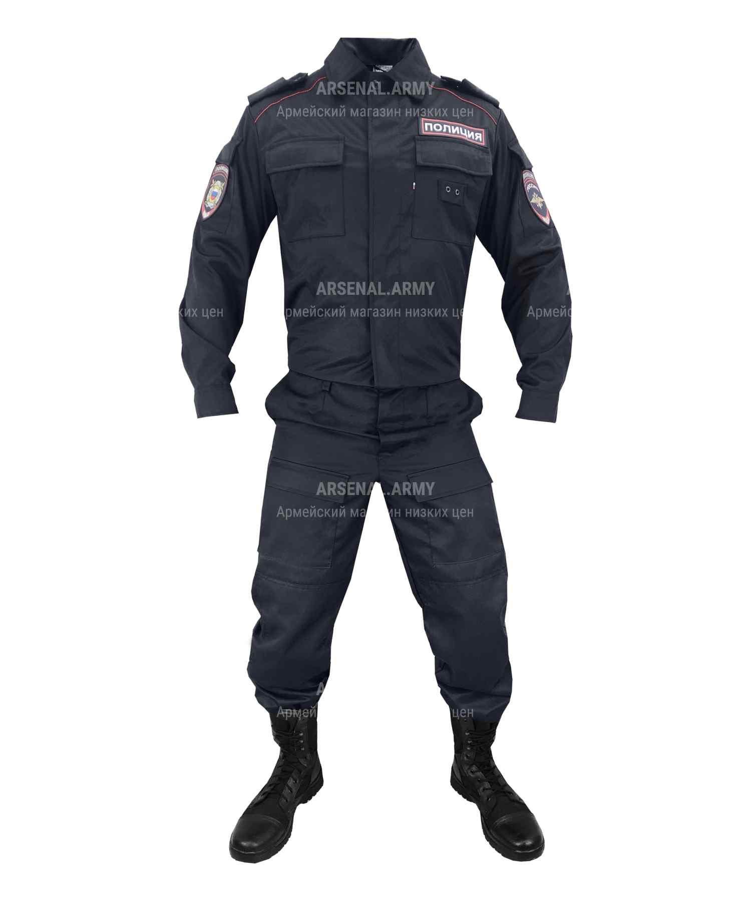 Костюм спецназ полиция патруль ППС