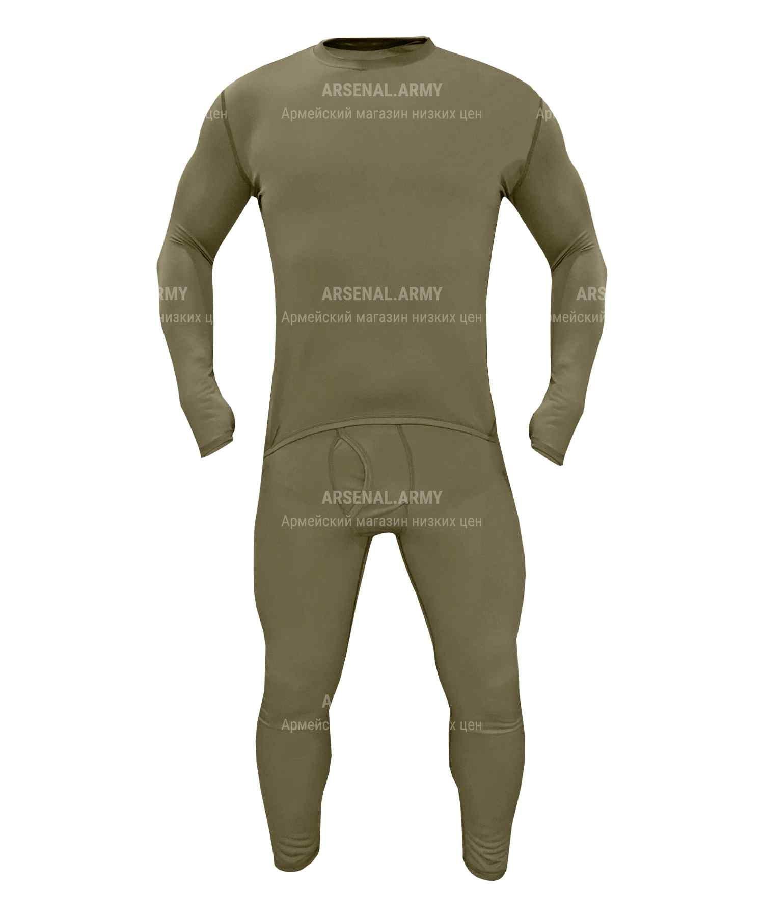Комплект белья ВКБО фуфайка + кольсоны