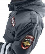 Куртка зимняя ДПС с подстежкой