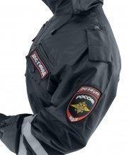 Ветровка ДПС полиция синтепон
