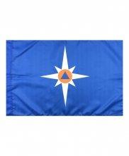 Флаг МЧС 90*135