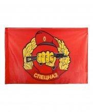 Флаг спецназ кулак 90*135