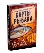 """Игральные карты """"Рыбака"""", 36 карт"""