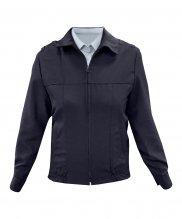 Куртка женская габардин полиции темно-синяя