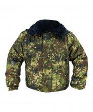 Куртка зимняя партизан короткая