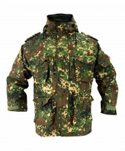 Куртка зимняя партизан с подстежкой