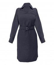 Платье полиции габардин длинный рукав