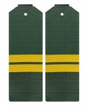 Погоны офисные младший сержант