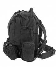 Рюкзак тактический B016 черный