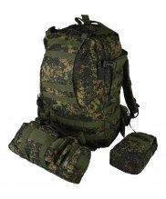 Рюкзак тактический B016 цифра зеленая
