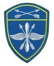 Шеврон Росгвардия Авиационная часть СО на липе