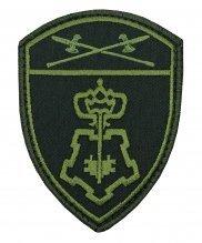 Шеврон Росгвардия полевой Вневедомственная охрана УО на липе