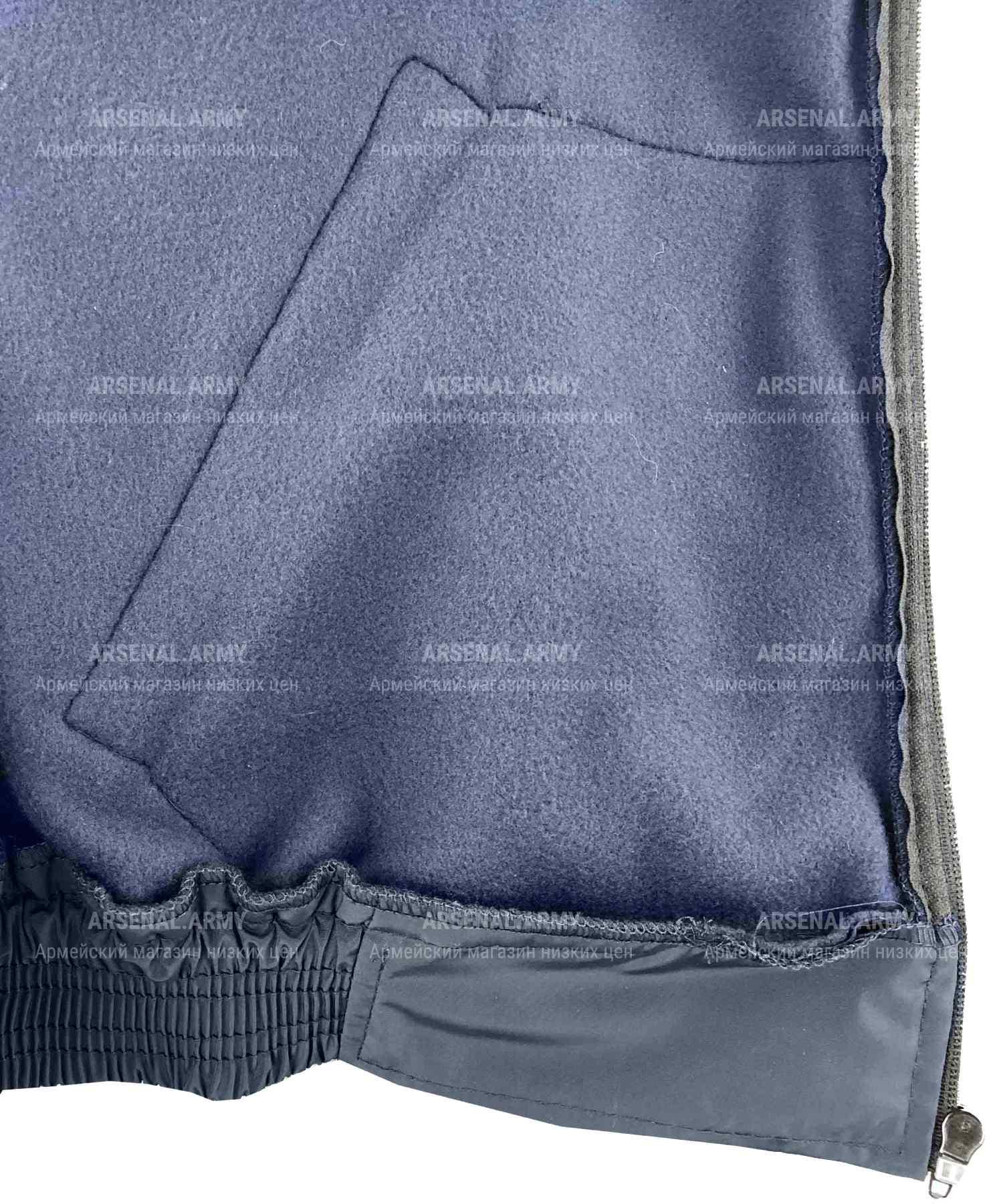 Куртка флисовая ДПС