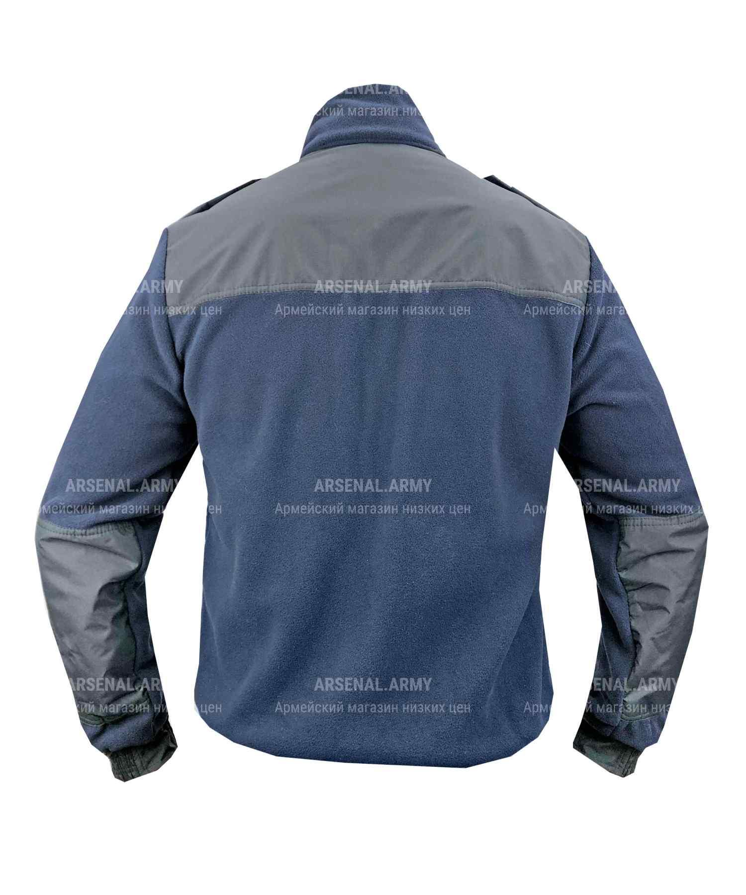 Куртка флисовая полиции