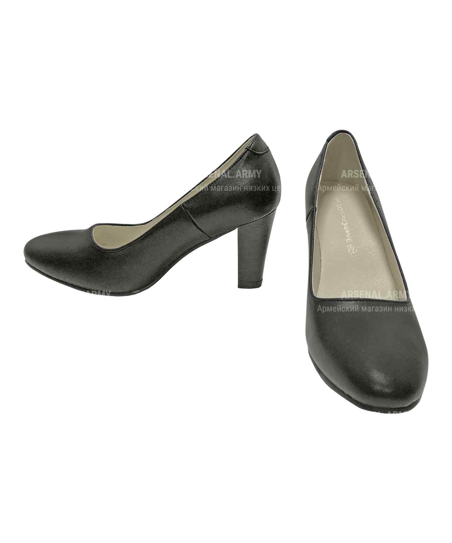 Туфли женские офисные
