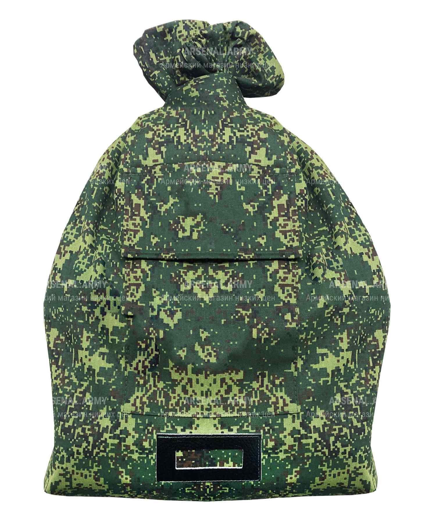 Вещмешок армейский цифра зеленая 30 литров