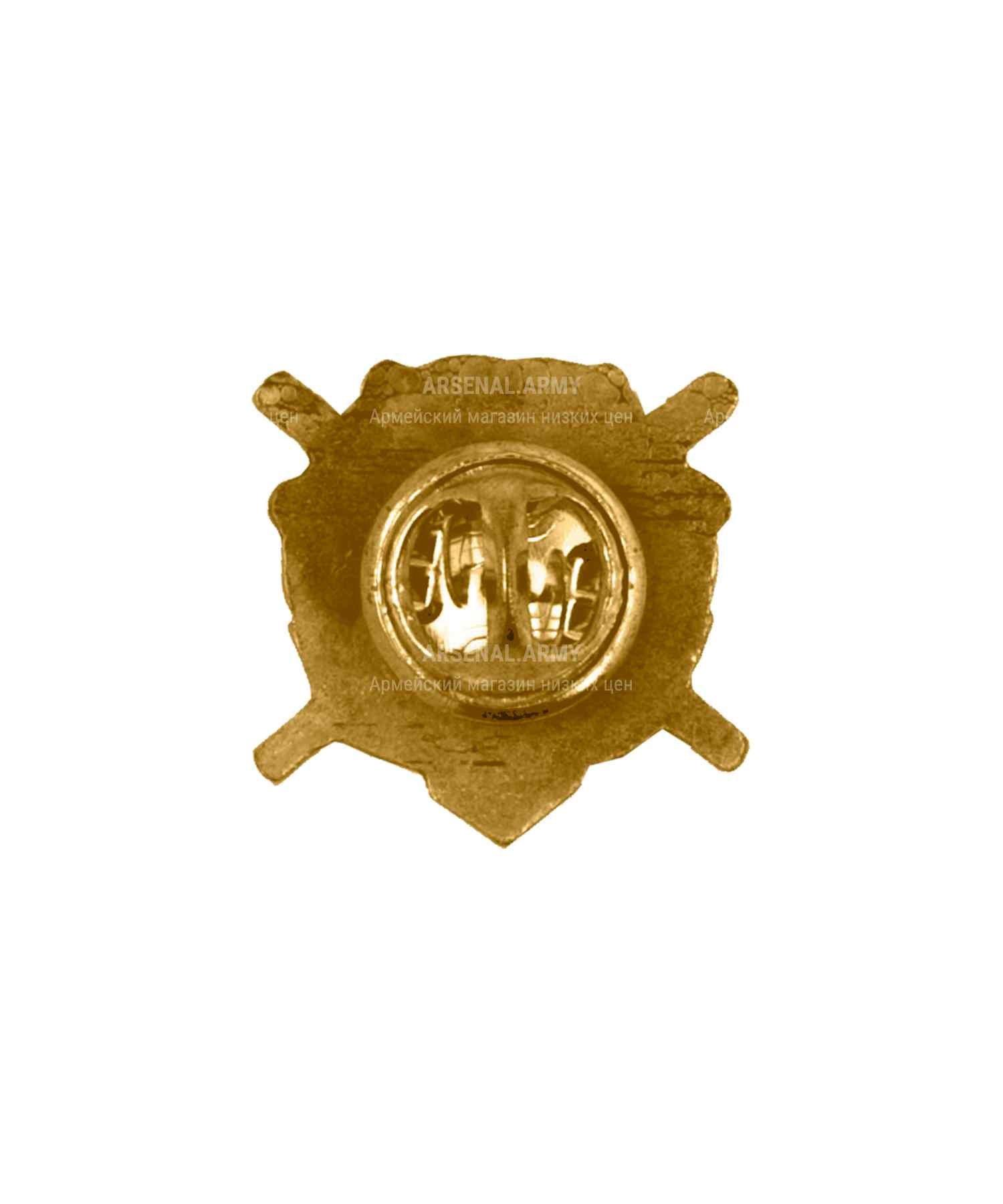 Значок металлический ГАИ Транспортная милиция