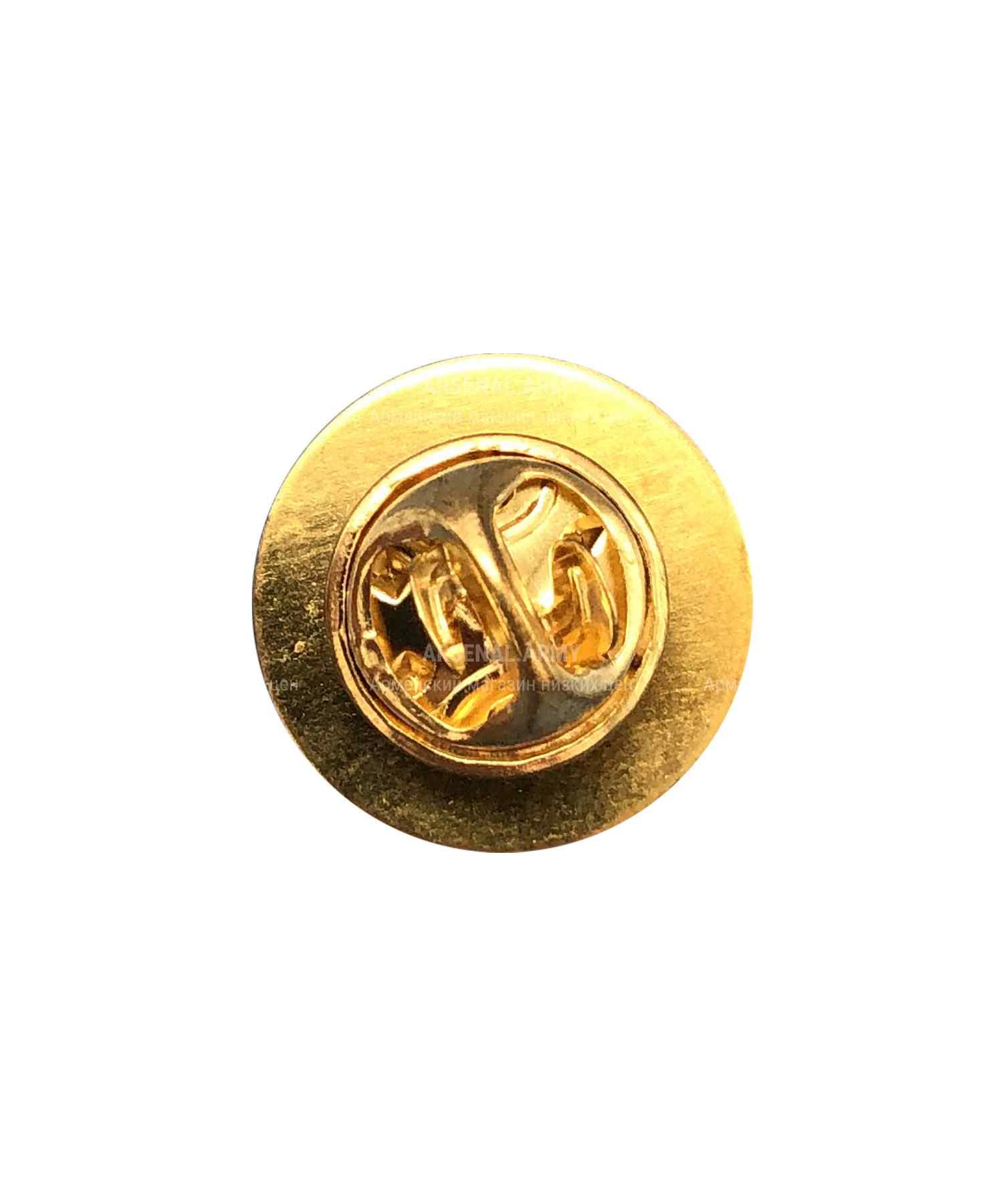 Значок металлический Грифон